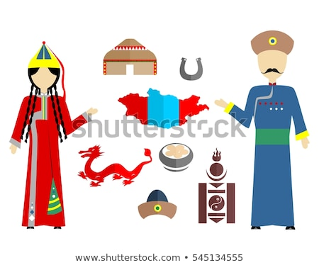 Dragon in Mongolia Stock photo © w20er