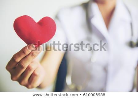 сердцебиение · импульс · музыку · любви · здоровья - Сток-фото © burakowski