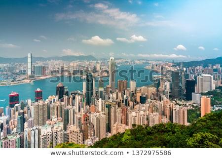 HongKong Day Stock photo © cozyta