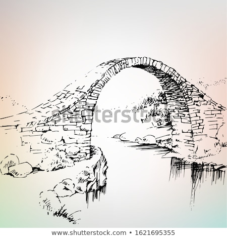 old bridge stock photo © ondrej83
