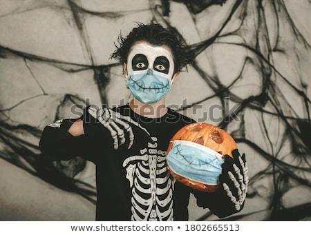 scary · pełzający · horror - zdjęcia stock © adrenalina