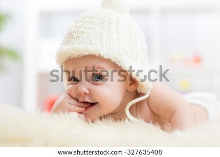 baba · kollázs · különböző · képek · hónap · öreg - stock fotó © stryjek