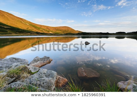 landscape of the Lake Nesamovyte  Stock photo © OleksandrO