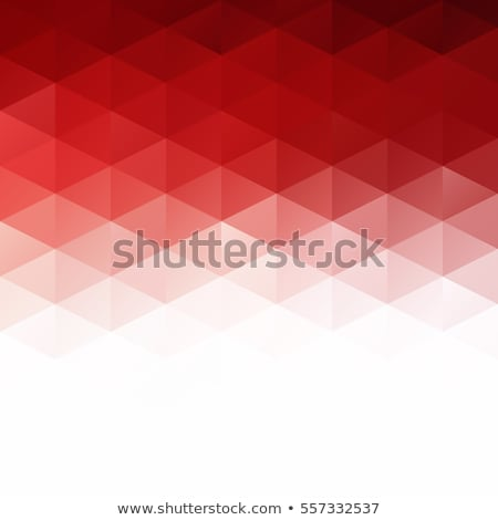 Kırmızı ızgara makro resim madeni soyut Stok fotoğraf © ldambies