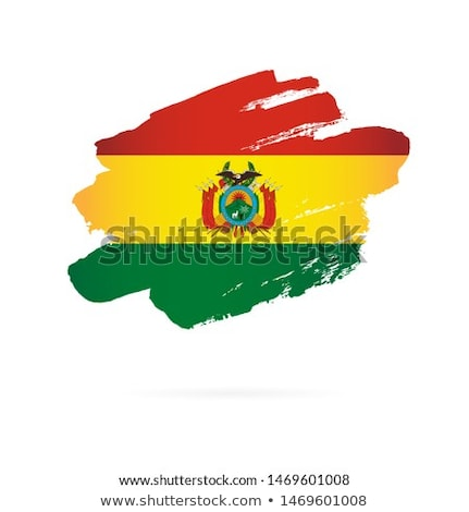 Боливия флаг стороны белый свободу графических Сток-фото © butenkow