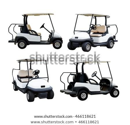 golf car stock photo © magann