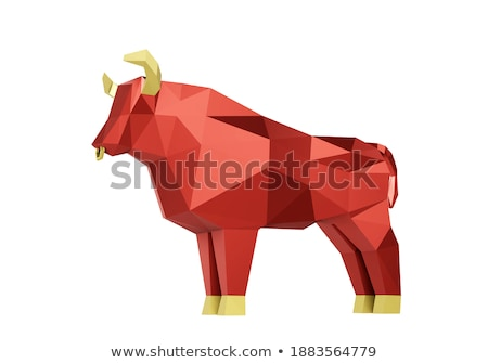Taurus Aluminum Symbol stock photo © broker