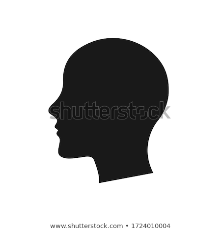 Human head brainstorming Stock photo © dvarg