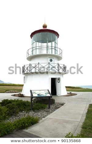 Lighthouse in Shelter Cove, California.  Stock photo © snyfer