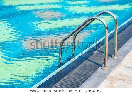 stairs to water stock photo © taigi