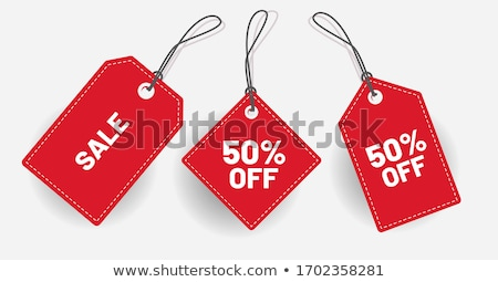 price tag sale tags and tags labels stock photo © kiddaikiddee