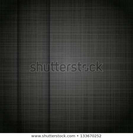 Vektor absztrakt fekete ráncos papír textúra terv Stock fotó © maximmmmum