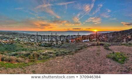 Ventura Sunset Stock photo © hlehnerer