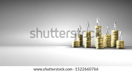 Salary Foto stock © kentoh