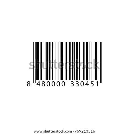 Marketing Barcode verre affaires marché informations Photo stock © fuzzbones0