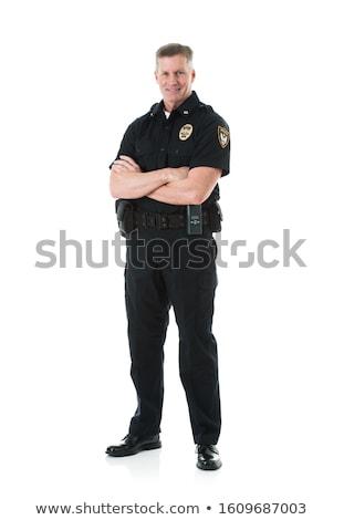 警察 · 男性 · セット · 文字 · 実例 - ストックフォト © toyotoyo
