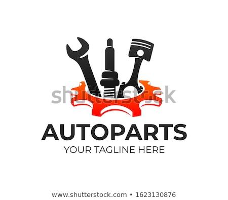Automotivo técnico trabalhar homem especial Foto stock © robuart
