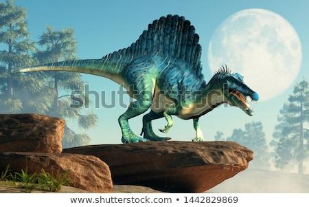 spinosaurus Stock photo © watcartoon