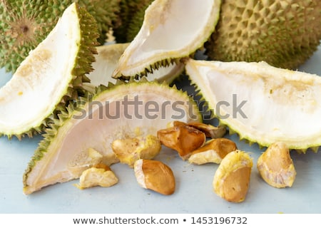 Left over durian Stock photo © szefei