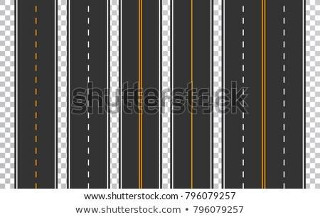 Straight Line Highway Stock photo © Frankljr