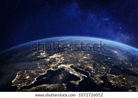 Earth Of Information Stock photo © idesign