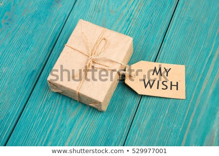 my wishes Stock photo © carlodapino