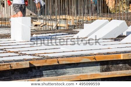 Styrofoam insultion Stock photo © stevanovicigor
