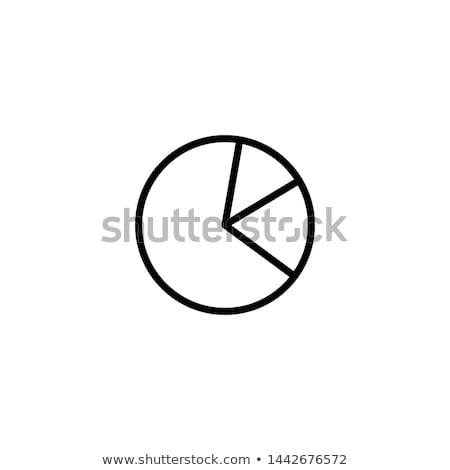 Businessman holding pie-chart Stock photo © photography33