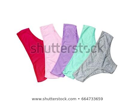Pink Cotton Panties Stock photo © gemenacom