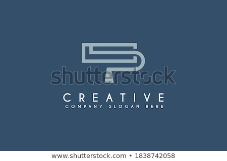Vector concept creative business illustration with working peopl stock foto © Giraffarte