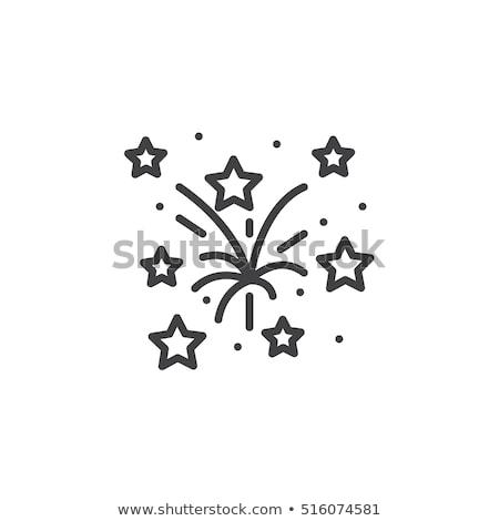 Vetor ícone ilustração modelo de design festa Foto stock © Ggs