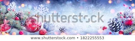 defocused lights stock photo © smithore
