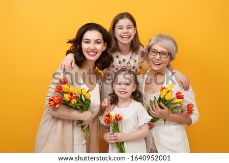 Young child coloring with grandma Stock photo © photography33