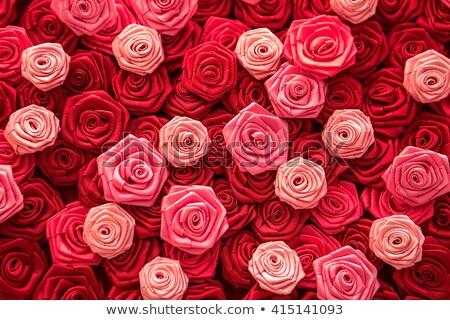 в · ближайшее · время · красный · волна · лента · дизайна · кадр - Сток-фото © sandralise