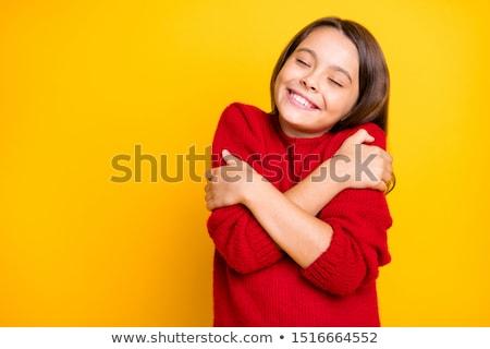 Liefde trui vector eps10 illustratie abstract Stockfoto © oliopi