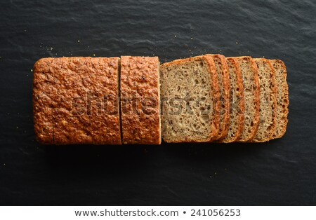ライ麦 小麦 パン 石 ストックフォト © tab62