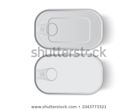 konzerv · hámozott · paradicsomok · fehér - stock fotó © jarp17