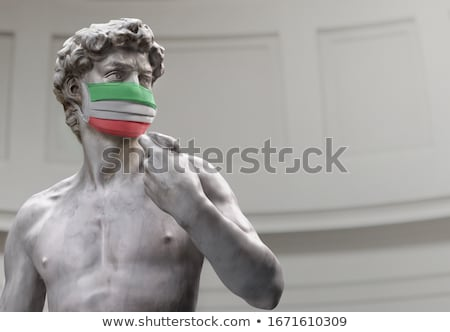 Statue in Florence Stock photo © magann