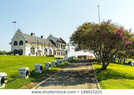 historic Plaquemine Lockhouse Stock photo © meinzahn