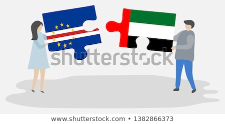 United Arab Emirates and Cabo Verde Stock photo © Istanbul2009