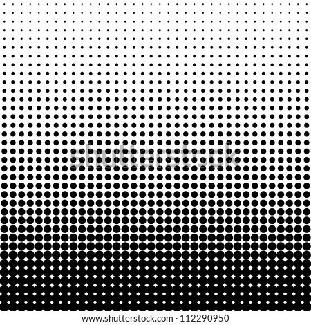 black and white halftone background Stock photo © SArts