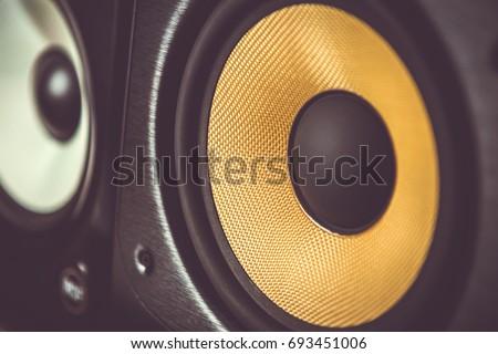 Eski sürücü yalıtılmış beyaz müzik Stok fotoğraf © restyler