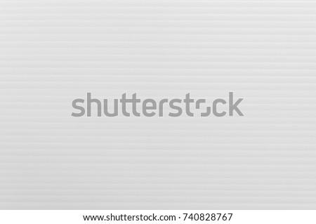 Stockfoto: Corrugated Plastic Texture