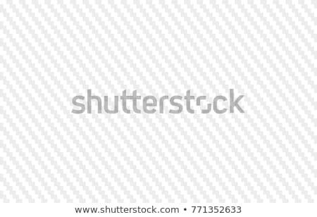 white carbon fiber stock photo © arenacreative
