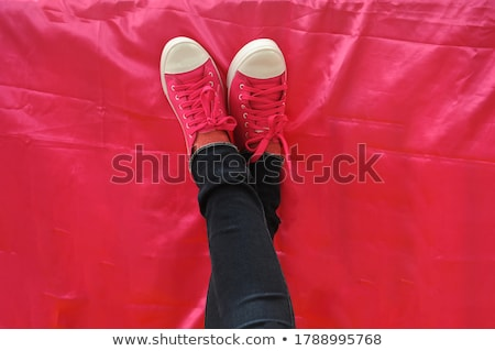 glamour · piernas · 15 · colección · encantador · mujer - foto stock © fotorobs