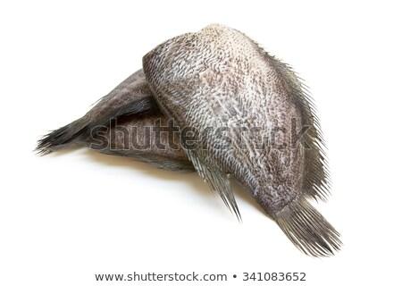 魚 · 背景 · 肉 · 市場 - ストックフォト © chatchai