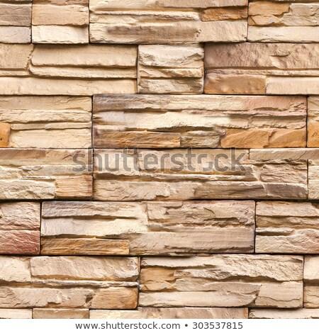 Parede textura velho seção fachada Foto stock © cmcderm1