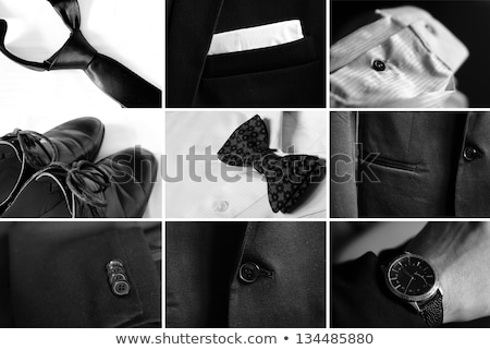 Black Objects Collage Stock photo © gemenacom