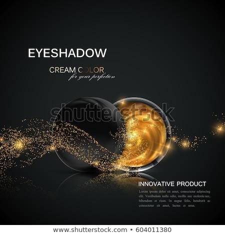 Luxury Cosmetics blush ads Stock photo © frimufilms