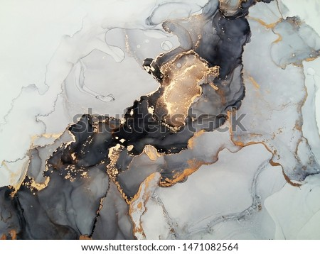 colorful watercolor stain abstract background Stock photo © SArts